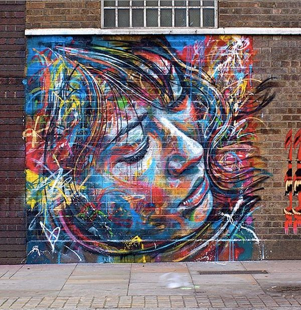 33+ Beautiful Examples of Graffiti Artworks for Inspiration ...