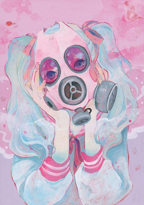 51 Tumblr Magical Girl Aesthetic Pastel Goth Art Anime Art