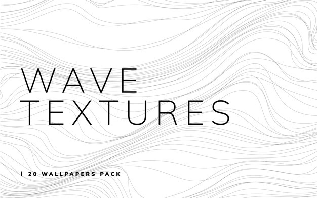 Download Wave Textures White Background Vector For Free Vetor De Fundo Vetores Vetores Gratuitos