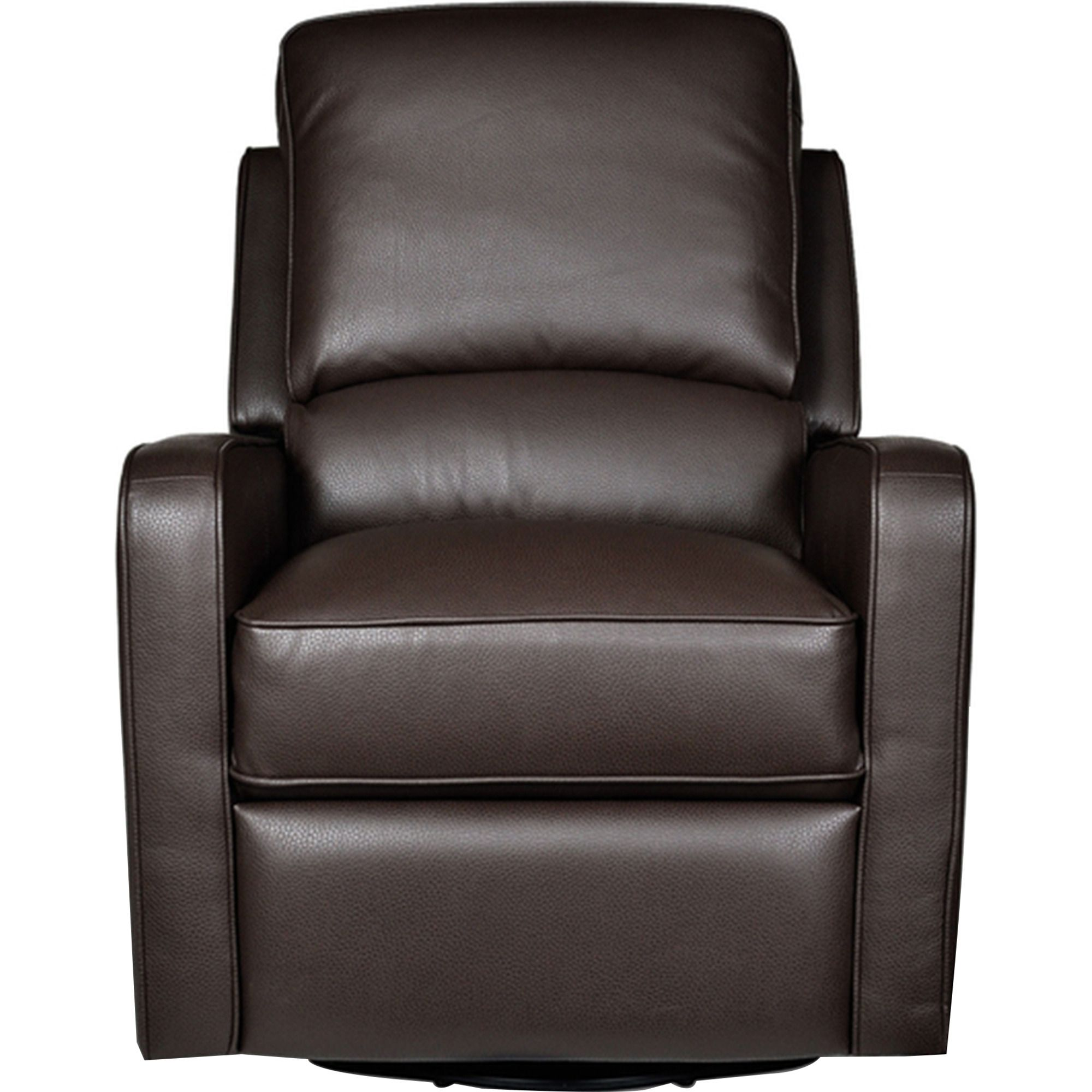 Perth Swivel Glider Recliner in Brown   Opulence Home Furniture   Home  Gallery Stores