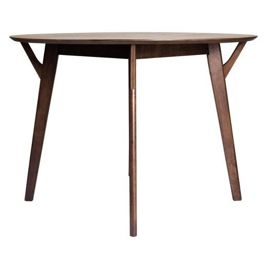 Dante Dining Table Walnut Aeon Dining Table In Kitchen Dining Table Hairpin Dining Table