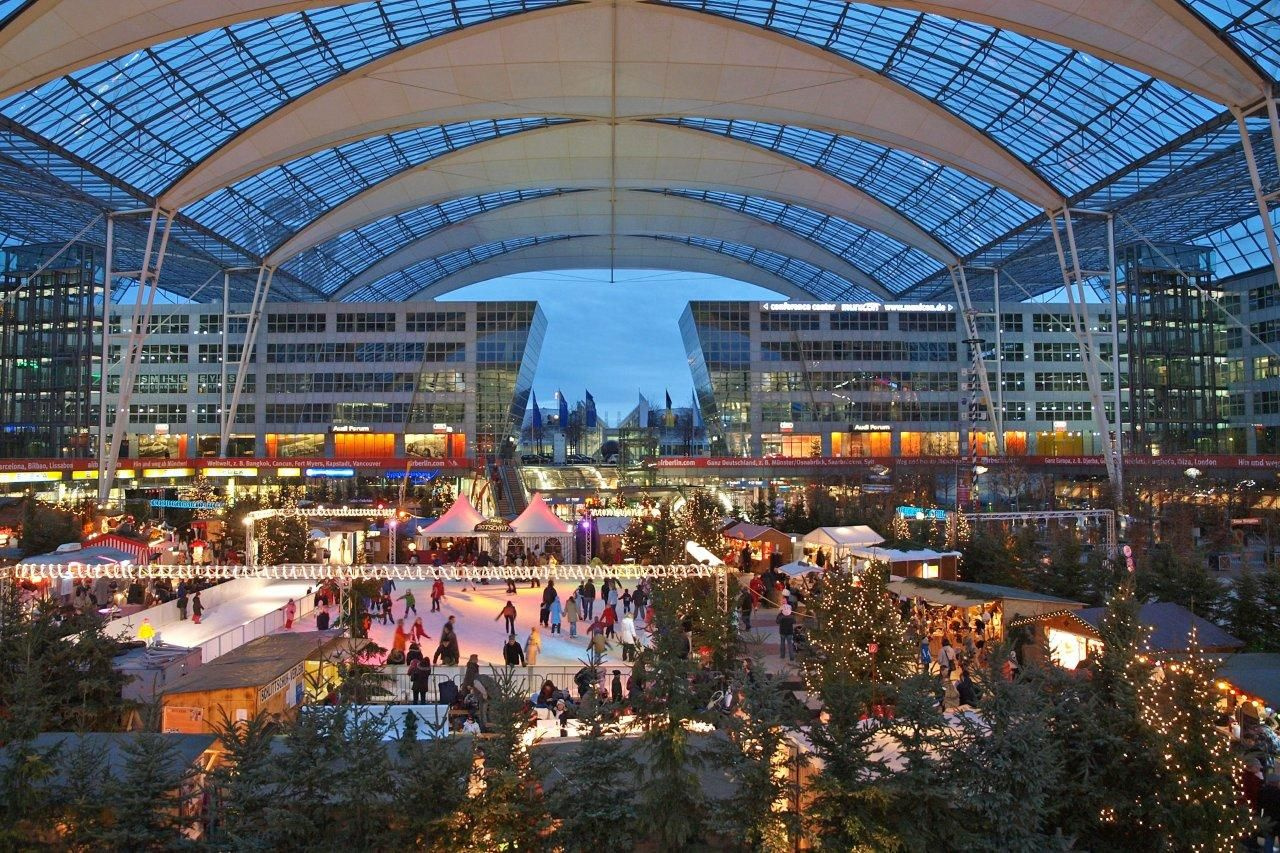 Enter Munich Airport S Vacation Sweepstakes Vacation Sweepstakes