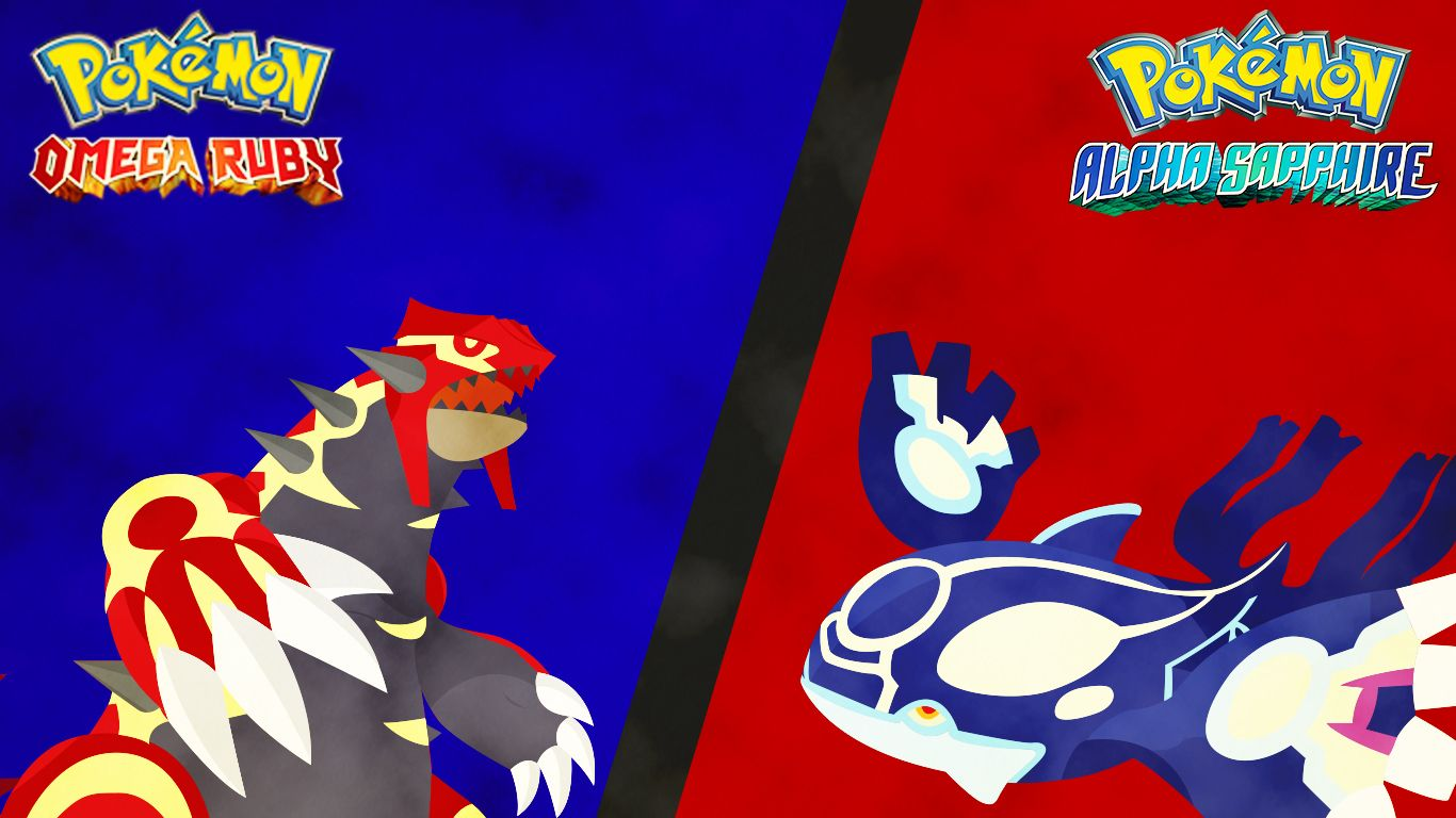 Pokemon Alpha Sapphire And Omega Ruby Wallpaper By Pokemon