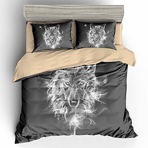 Adam Home 3D Digital Print Unique Halloween Ultra Soft Microfibre Duvet Cover