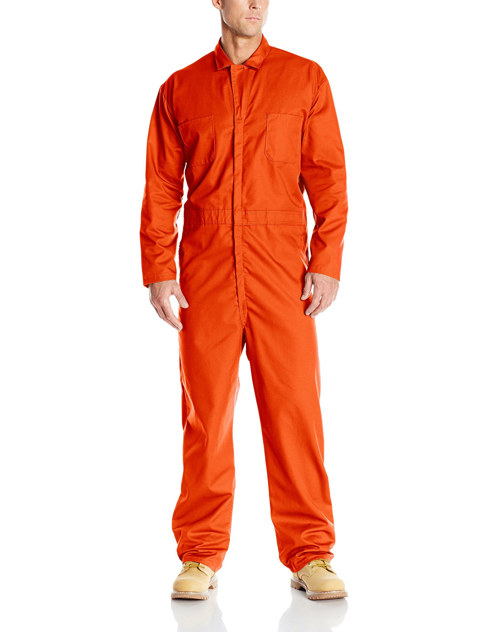 amazon com red kap men s twill action back workwear on work coveralls id=24679