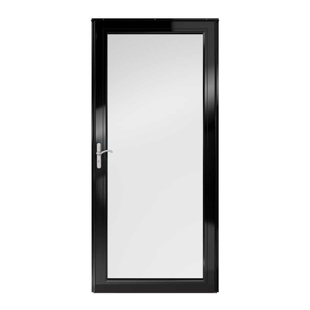 Andersen 3000 Series Full View Interchangeable Aluminum Storm Door