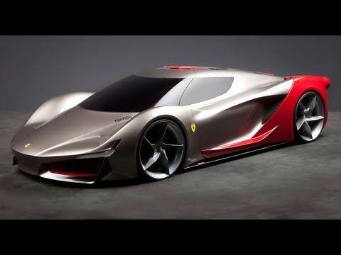 Ferrari car 2016 images galleries for Concept car 2016