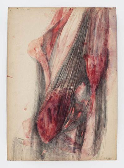 BERLINDE DE BRUYCKERE :: BIOPSIES OF ART   DROME magazine
