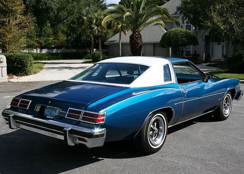 1976 pontiac le mans sport coupe flickr photo sharing. Black Bedroom Furniture Sets. Home Design Ideas
