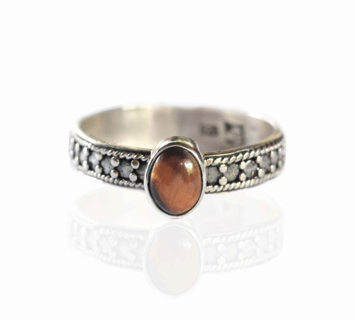 gyan rings tigers eye tiger iron astro zoom