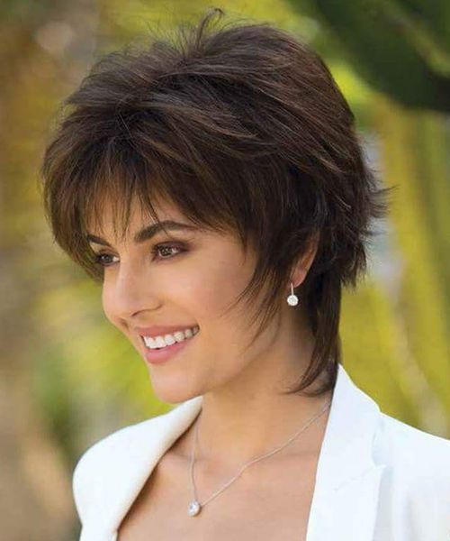 Edgy Short Haircuts 2018 For A Trendy Look Frisuren Short Hair