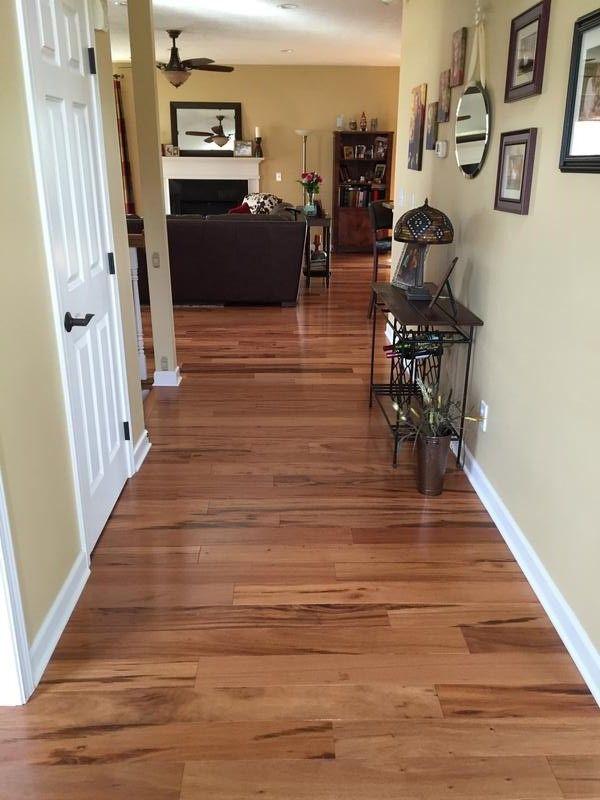 Beautiful Brazilian Koa Durable Unique House Flooring Living Room Hardwood Floors Solid Hardwood Floors