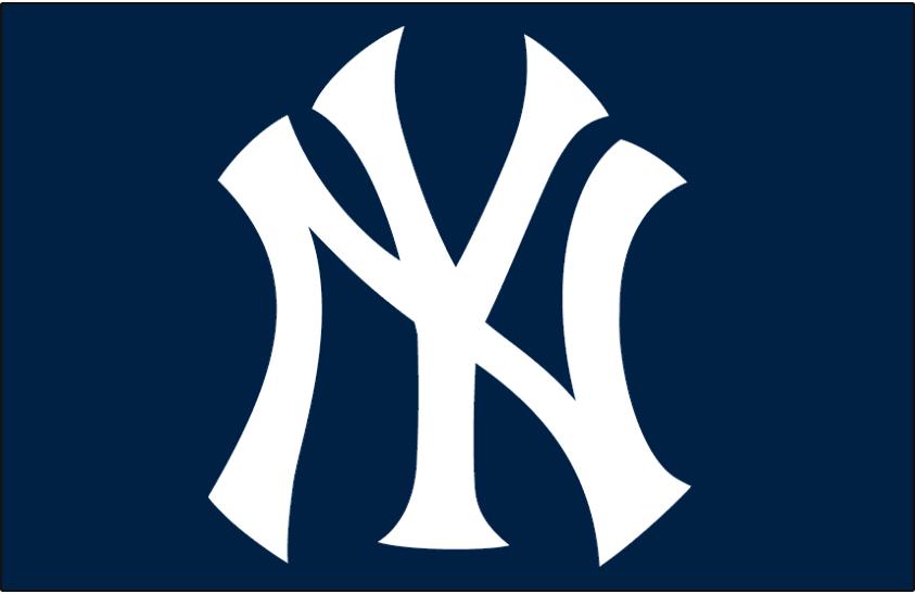 New York Yankees Cap Logo Mlb Team Logos New York Yankees Logos