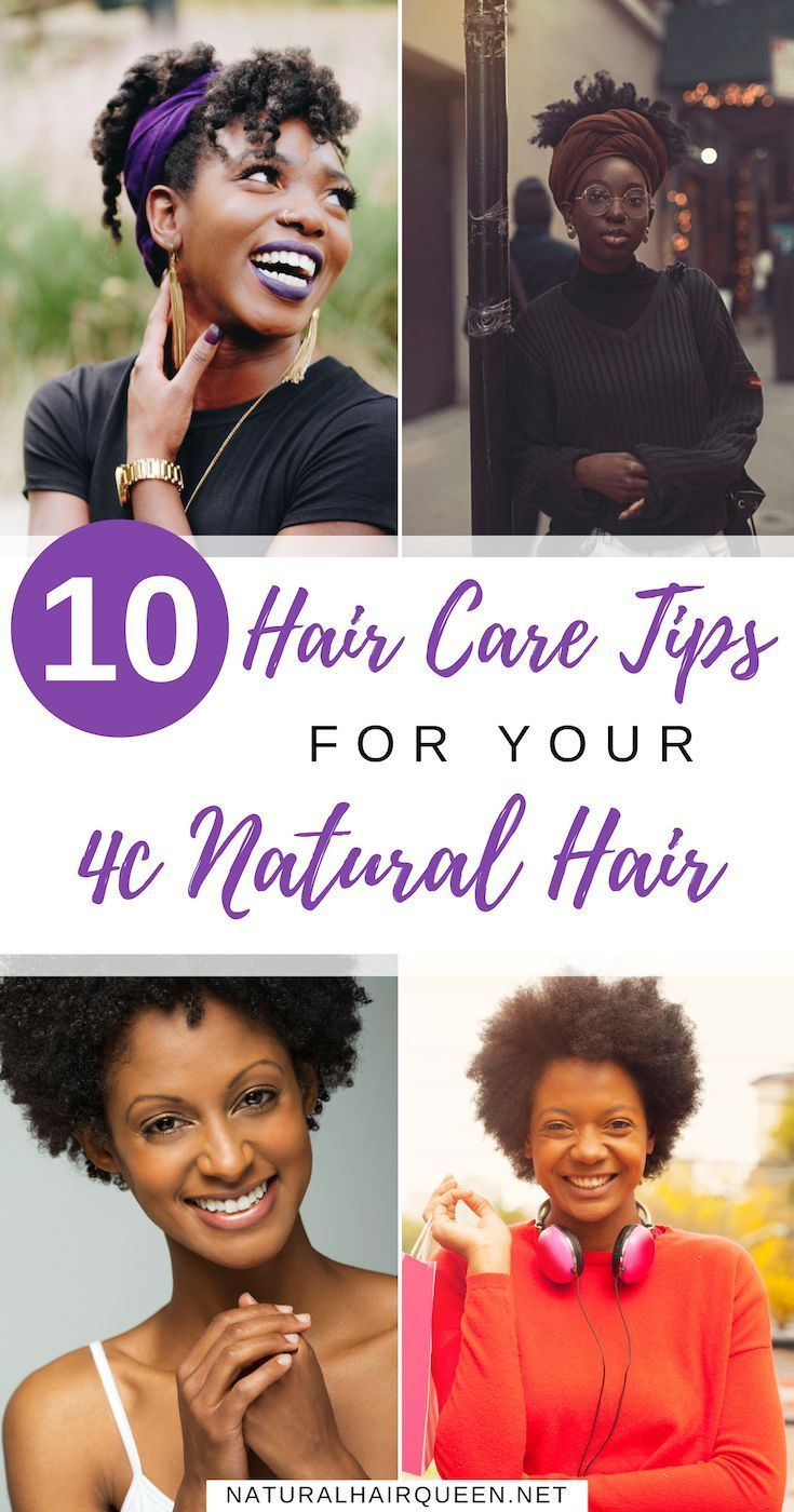 how to grow 4c hair without protective styling