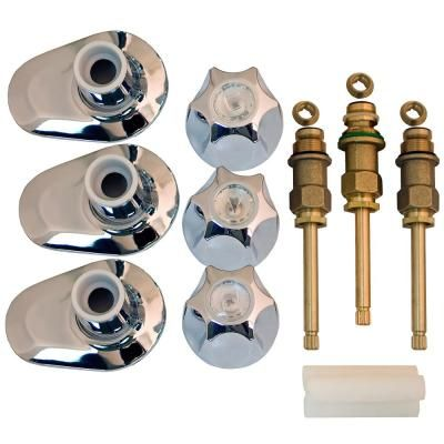 Lincoln Products Tub And Shower Rebuild Kit For Price Pfister
