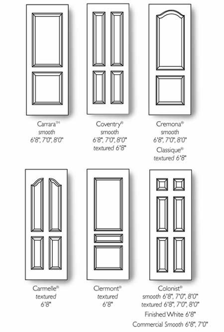 Craftmaster Door Designs Illustration  sc 1 st  Pinterest & Craftmaster Door Designs Illustration | Doors | Pinterest | Door ...