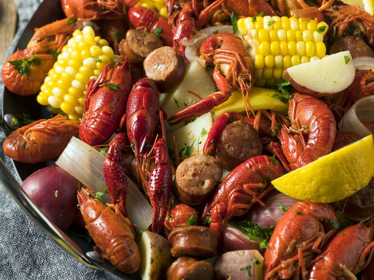 How To Reheat Crawfish Fit For A Tasty Southern Feast Cajun Seasoning Spice Recipes Seafood Restaurant