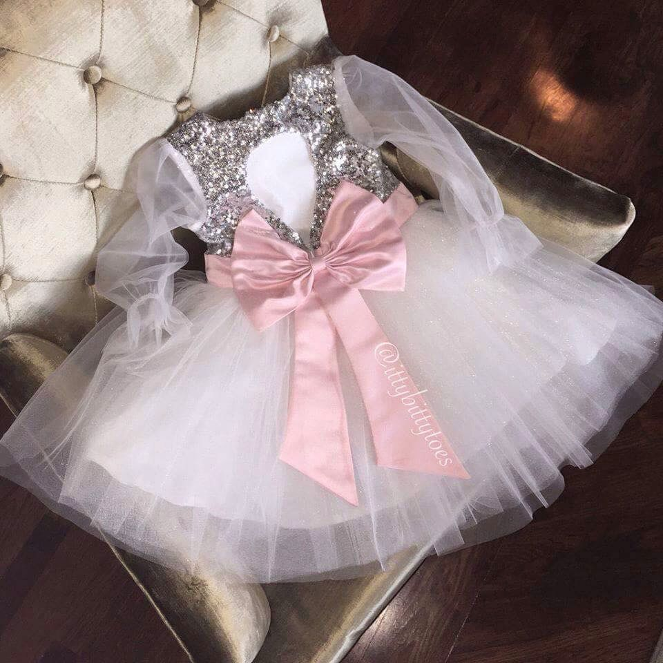 Vestido para niña | bebé | Pinterest | Vestidos para niños, Para ...