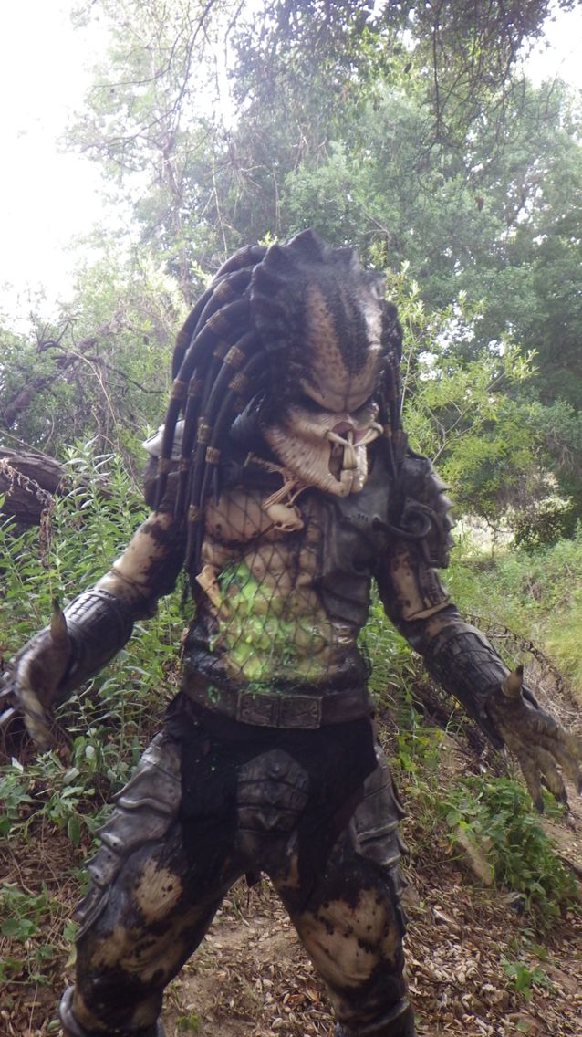 Predator suit by Aliens-FX.com