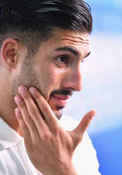 Emre Can With Images Emre Can Joshua Canning