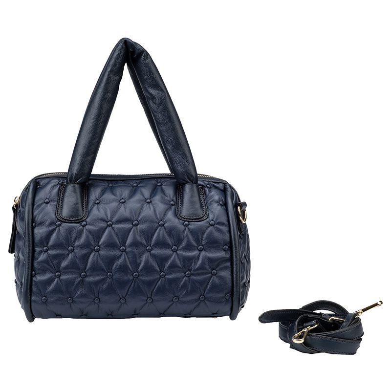 1d0f43eeff Τσάντα χειρός - τσάντα ώμου με φούντα