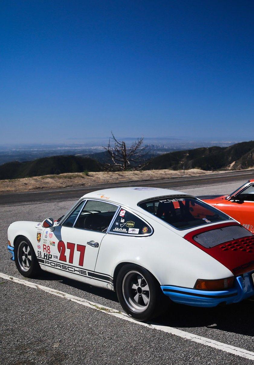 Porsche 911 Magnus