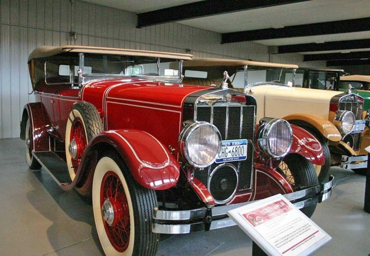 H. H. Franklin Club, Inc. | Franklin Automobile Collection at the ...