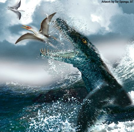 Massive sea monster found in Norway | DINO MIGHT ...