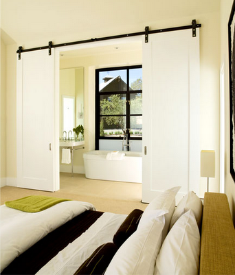 Barn Door Interior Design these are such amazing sliding barn door ideas see more on http Sliding Barn Doors Bedroom Door But Add A Lock