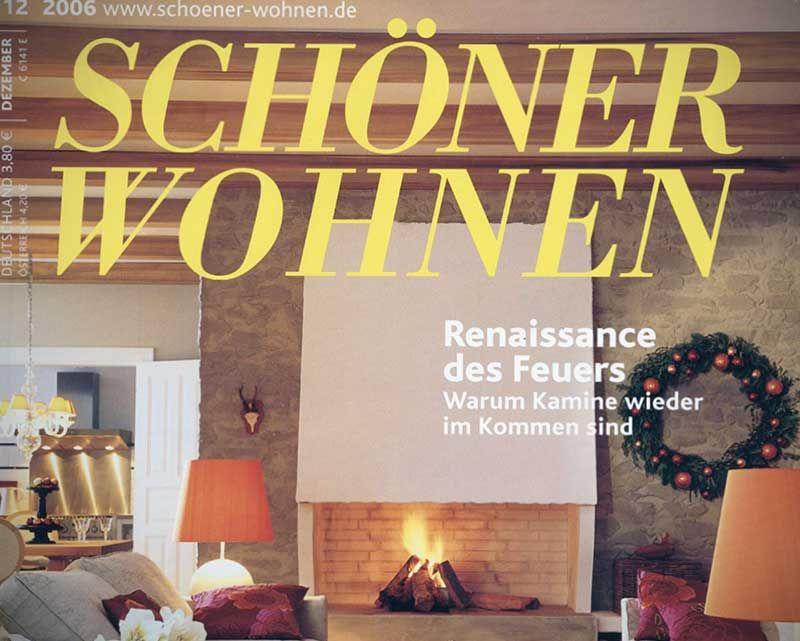 Magazin Schöner Wohnen Kontakt Versand Bildbearbeitung
