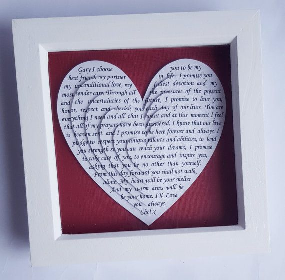 Personalised Wedding Anniversary Unique Vintage Gift Present What Is Your Song ?