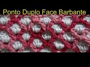 Ponto Duplo Face Barbante Barroco - Professora Simone - YouTube ... 293385b977d