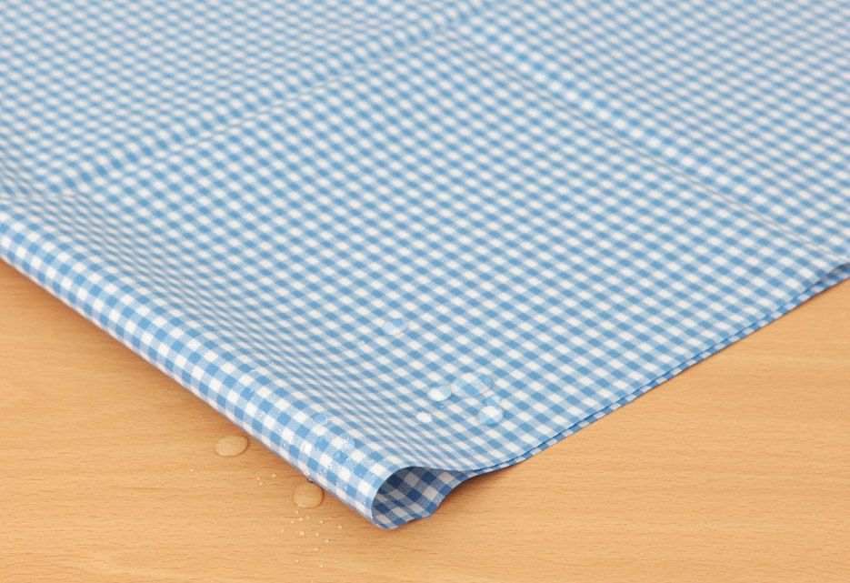 laminated cotton 1yard (44 x 36 inches) 71478  5mm check by cottonholic on Etsy