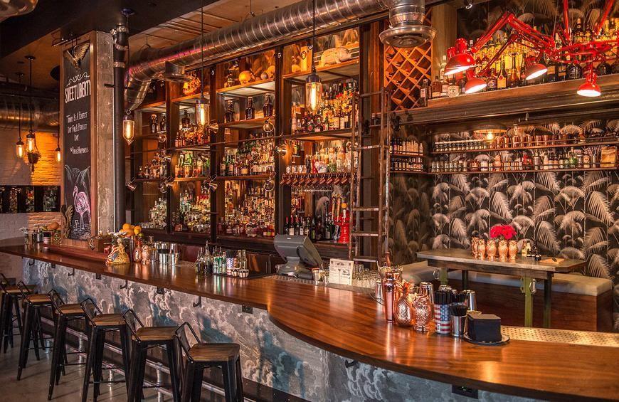 Old Ship Saloon San Francisco