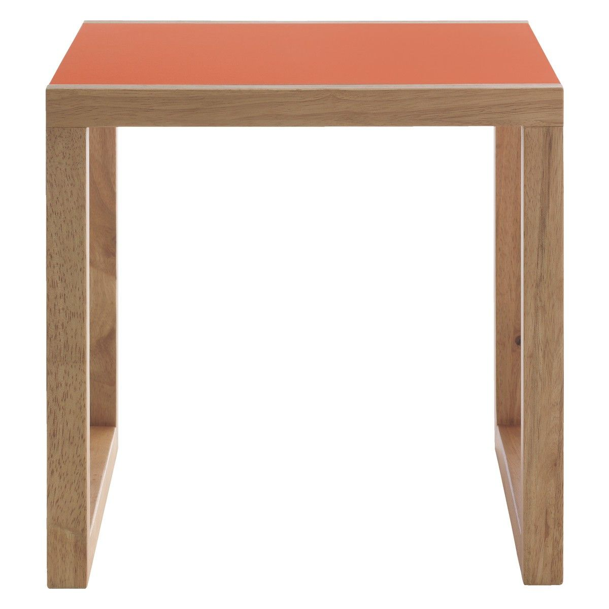 kenstal oak and orange side table  side table  pinterest  - kenstal oak and orange side table