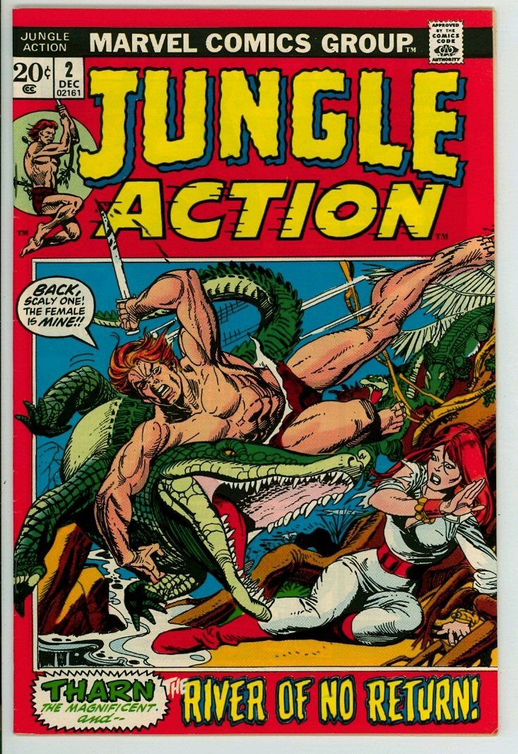 Jungle Action 2 (VF- 7.5)