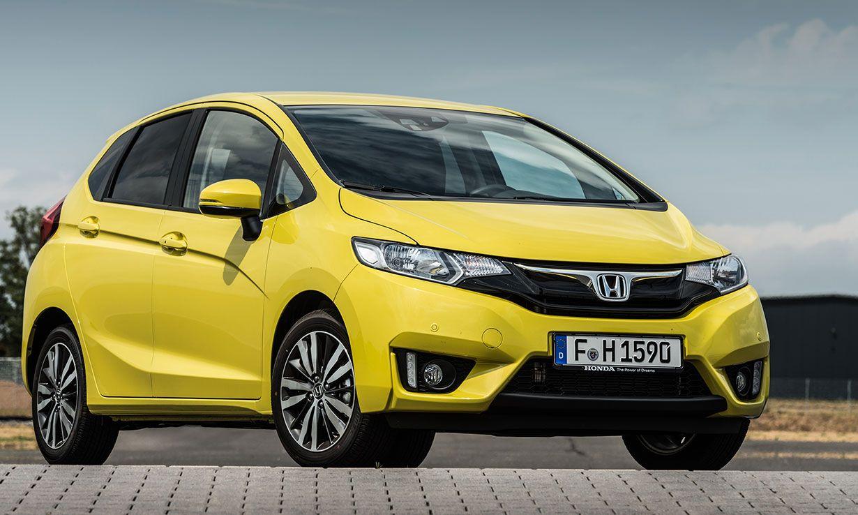 Honda Jazz And Vw Up Gti Family Car Favourites Vs Sporty
