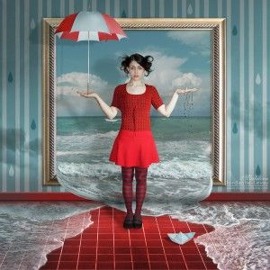 Image result for Madalina Iordache , digital manipulation