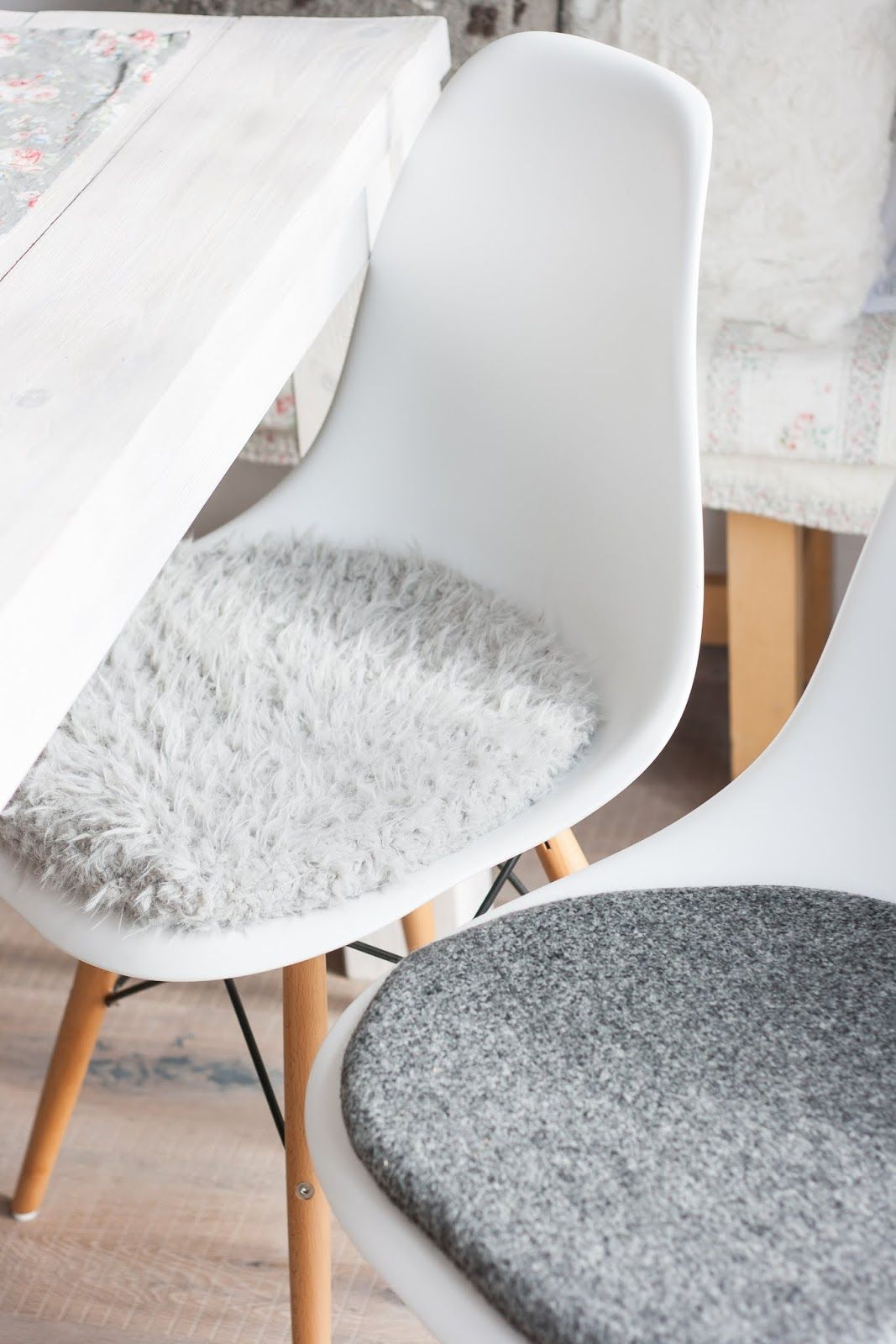Rums Oder Sitzauflage Fur Eames Sitzkissen Sitzkissen Stuhl Und