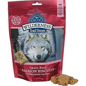 Blue Buffalo Blue Wilderness Trail Treats Turkey Biscuits Dog