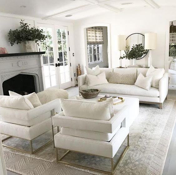 Hello Lovely Inspiration For Interiors White Living Room Colors Living Room Remodel Elegant Living Room