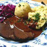 Aus+dem+Crockpot:+Sauerbraten #healthycrockpots