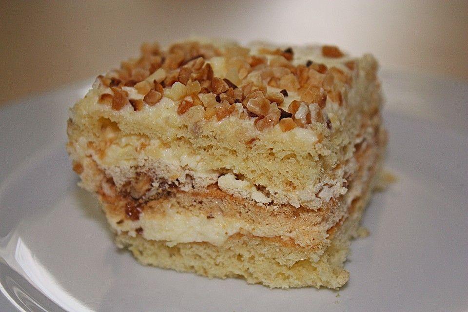 Kapris Ein Beliebtes Rezept Aus Der Kategorie Kuchen Bewertungen 9 Durchschnitt O 4 1 Kuchen Und Torten Russische Rezepte Backen Kuchen Ohne Backen