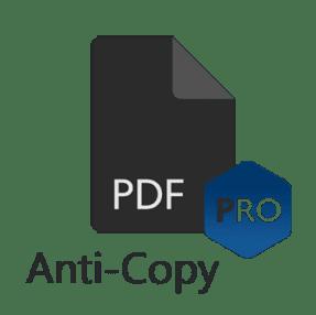 برنامج حماية وقفل ملفات بى دى إف Pdf Anti Copy Pro 2 5 0 4 Anti Pdf Coupons