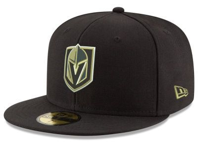 1b82714f Vegas Golden Knights New Era NHL Basic 59FIFTY Cap | Golden Knights ...