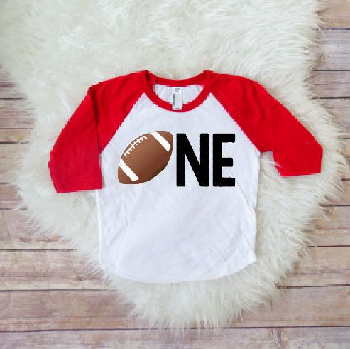 Football baby One year old boys outfit baby sports football baby
