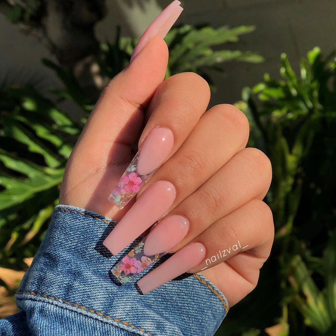 Hot Pink Nails Nails With Diamonds 21st Birthday Nails Las Vegas Nails Pink Birthday Nails Bling Nails Design With Rhinestones Vegas Nails Bling Nail Art