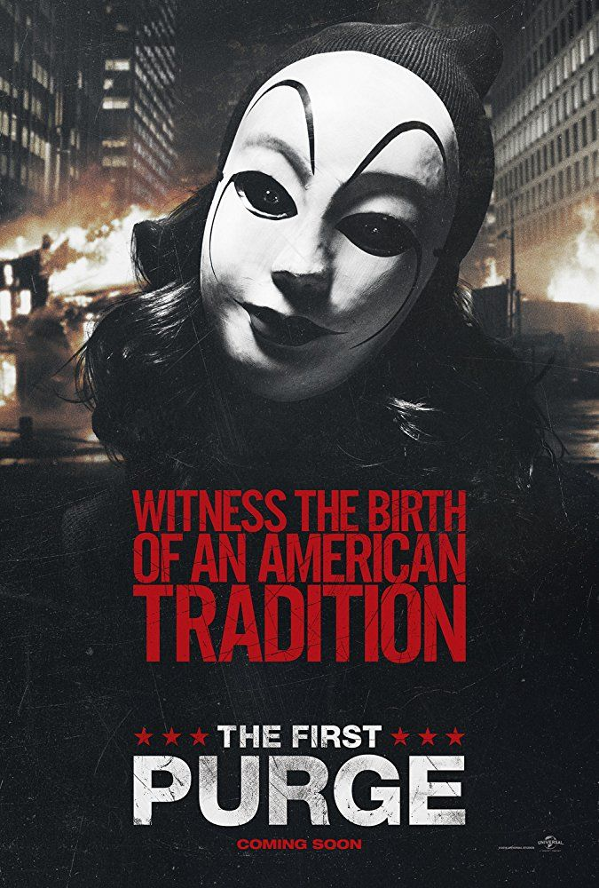 The First Purge 2018 Best Movies On Netflix The First Purge