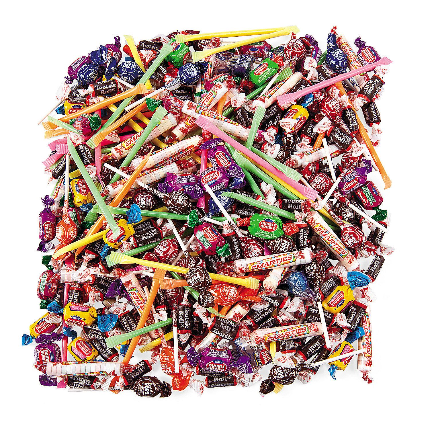 OrientalTrading HalloweenWishList Candy Assortment