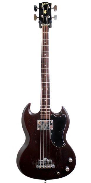 1969 Gibson EB-0 via Reverb com  | Guitars | Guitar, Gibson